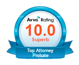 Avvo probate badge
